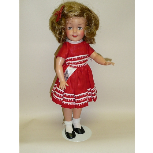 Shirley Temple by Ideal 1957, 12""