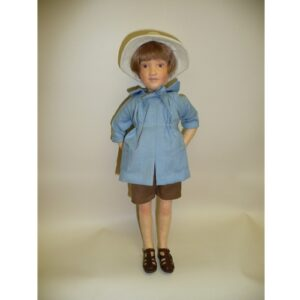 "R. John Wright 11.5"" Christopher Robin"