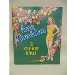 Paper Doll Book Ann Sheridan