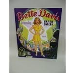 Bette Davis Paper Doll Book