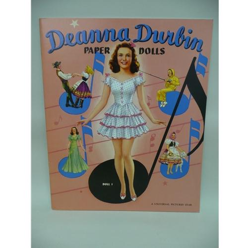 Deanna Durbin Paper Dolls