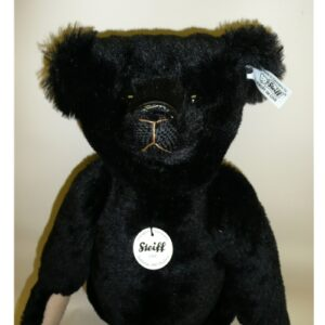 Black Steiff Club Bear