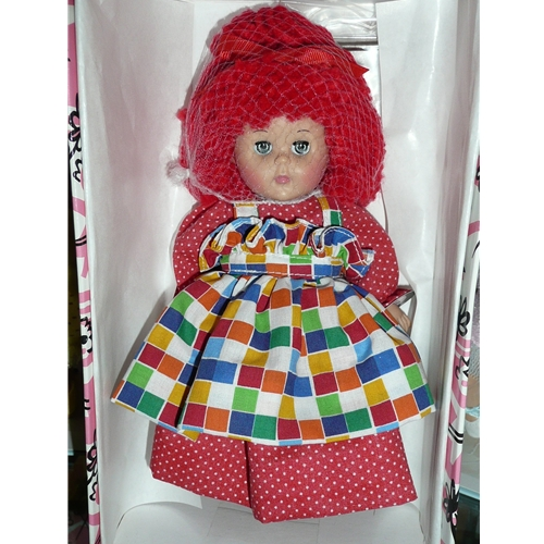 Ginny Rag Dolly