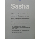 Prince Gregor in Box - Limited Edition Sasha Series