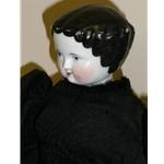 """Flat Top China Doll 15"""""""