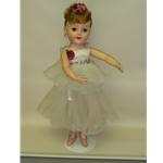 "Vintage Effanbee Dolls for Sale - Effanbee Ballerina 18.5"""