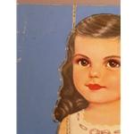 Vintage Paper Dolls, Carolyn Lee