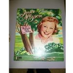 Vintage Paper Dolls, June Allyson
