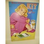 Vintage Paper Dolls, Queen Holden's Kit