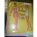 Vintage Paper Dolls, Eve Arden