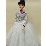 Butterfly Shadow - Dressed Gene Doll