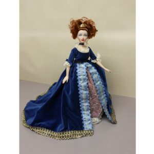 The King's Daughter - Dressed Gene Doll