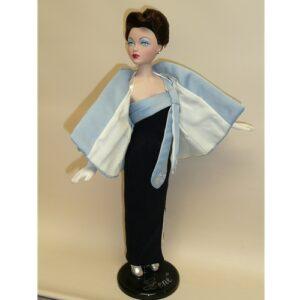 Midnight Gamble - Dressed Gene Doll