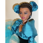 Out Of The Blue - Dressed Violet Waters Doll