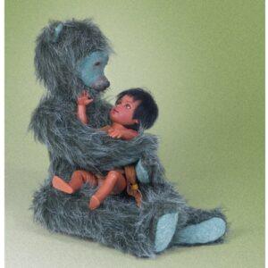 Little Mowglit & Baloo