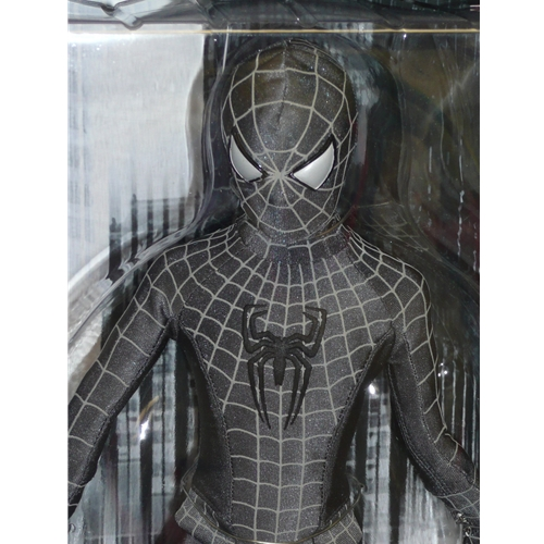 Spiderman 3, Black Outfit