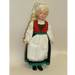 Antique Dolls & Accessories in Chicago - Norwegian Celluloid Girl 7""