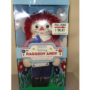 """Talking Raggedy Andy 17.5"""""""