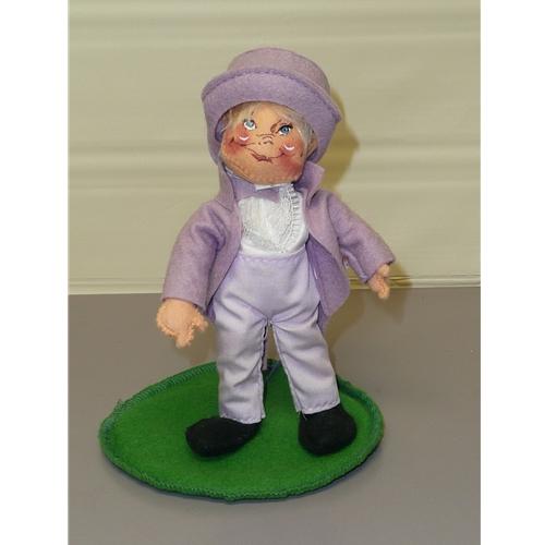 Boy in Lavender