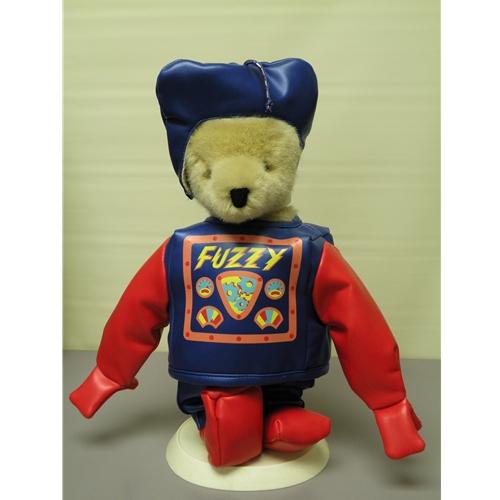 Fuzzy, Santa's Workshop