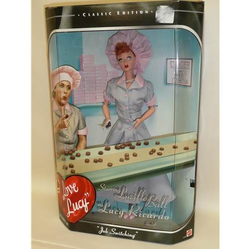 I Love Lucy, Job Switching