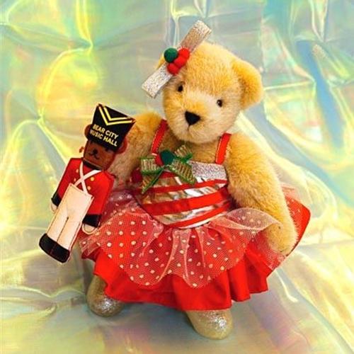 Holiday Muffy Bear 2011