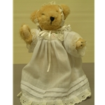 Muffy in Christening Gown