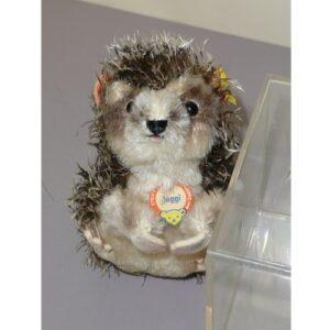 Joggi, Hedgehog Steiff Mohair 1960's