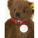 """Classic Steiff Teddy Bear 7.5"""" Alpaca"""