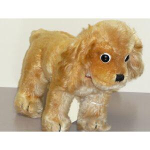Dog Cocker Spaniel Steiff Mohair 1960's