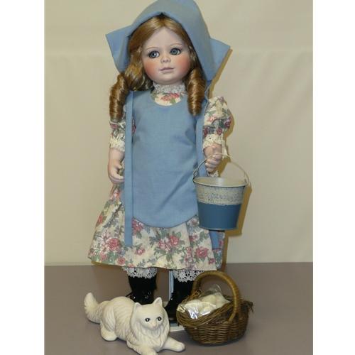 Dolls by Jerri, Milk Maiden