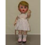 Littlest Angel in Pale Pink Dress