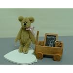Durea Allen's Mini Ted with Wagon