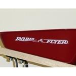 Radio Flyer Wheel Barrow
