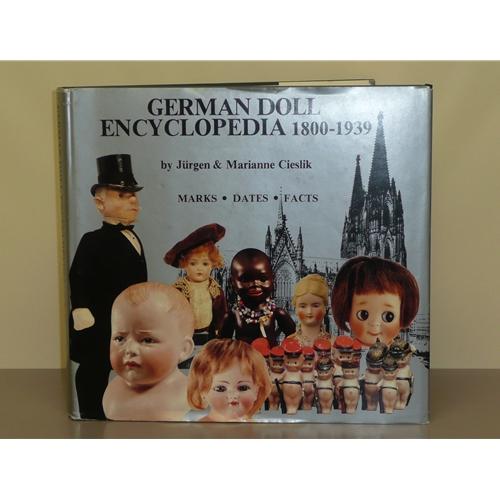 German Doll Encyclopedia 1800-1939