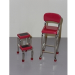 Step Stool With Chair