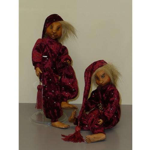 Yvonne Middelkop's Hamster Twins