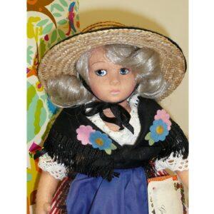 "Lenci ""Grace"" Doll"