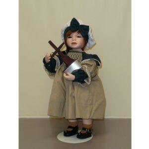 Yolanda Bello's Original Doll in Beige
