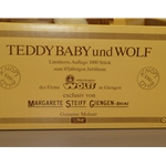 Steiff Teddy Baby & Wolf