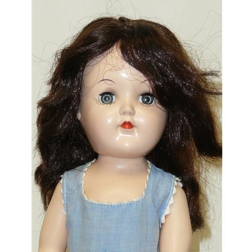 "Toni, 14"" with dark hair"