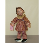 Baby Snooks (Fanny Brice) Flexy Doll