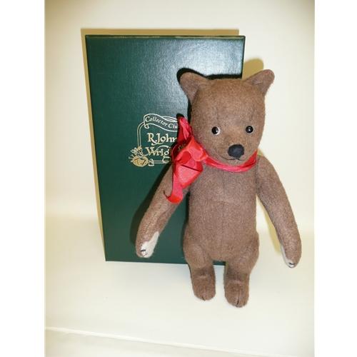 "R. John Wright 9"" Teddy Bear"