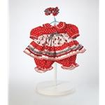 Adora, Ladybug! Ladybug! Costume Only