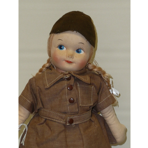 Georgane Novelty Inc. Molded Face Brownie