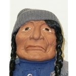 American Indian, Iron Worker