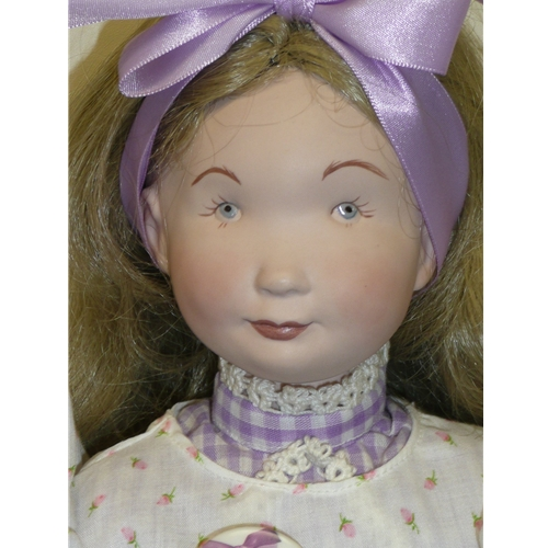 Suzanne Gibson Doll