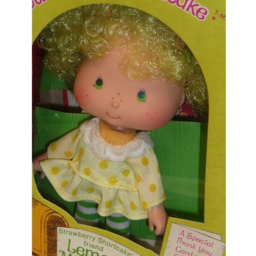 Lemon Meringue Strawberry Shortcake Doll Chicago IL