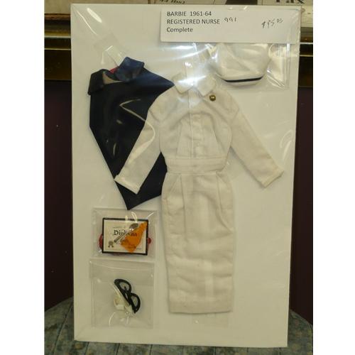 Barbie Registered Nurse Costume