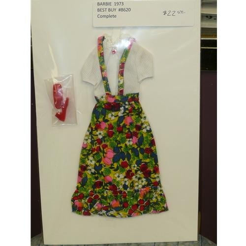 Barbie Best Buy Costume #8620